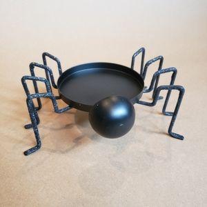 Spider halloween pumpkin holder